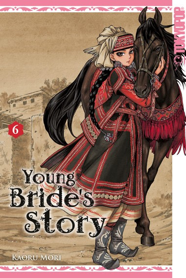 Young Bride's Story, Band 06