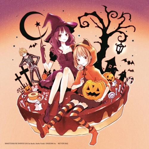 Halloween-freundin-der-hexe