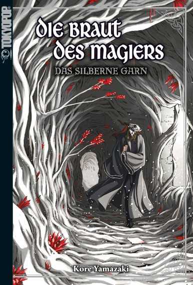 Die Braut des Magiers – Das silberne Garn – Light Novel, Band 02