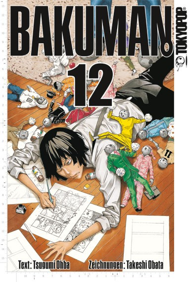 Bakuman., Band 12