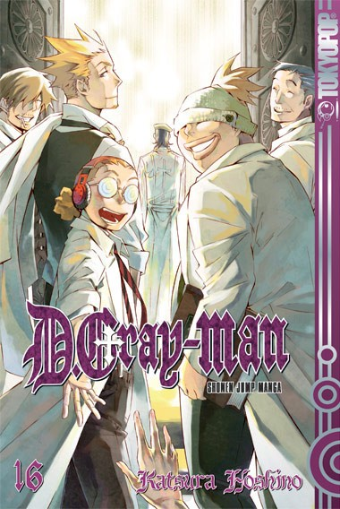 D.Gray-man, Band 16