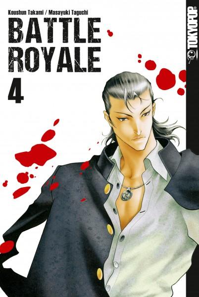 Battle Royale, Sammelband 04
