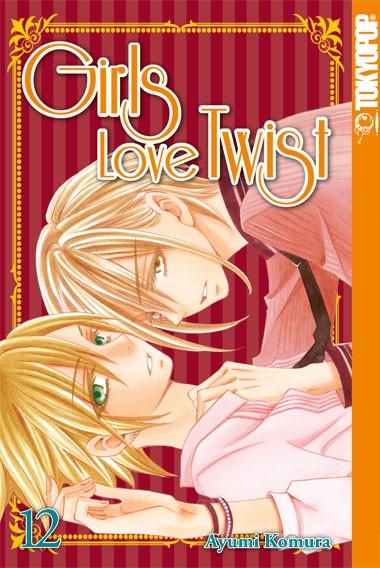 Girls Love Twist, Band 12