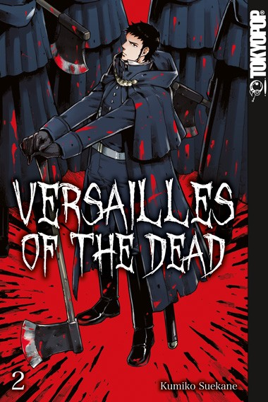 Versailles of the Dead, Band 02