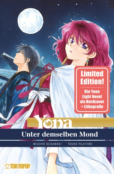 Yona – Unter demselben Mond – Light Novel LIMITED EDITION