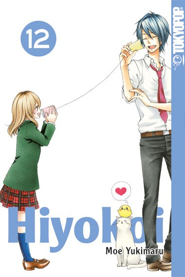 Hiyokoi, Band 12