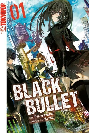 Black Bullet – Light Novel, Band 01