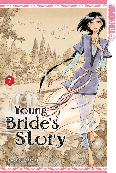 Young Bride's Story, Band 07