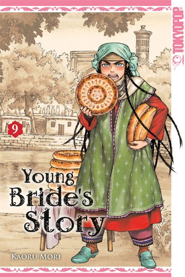 Young Bride`s Story, Band 09