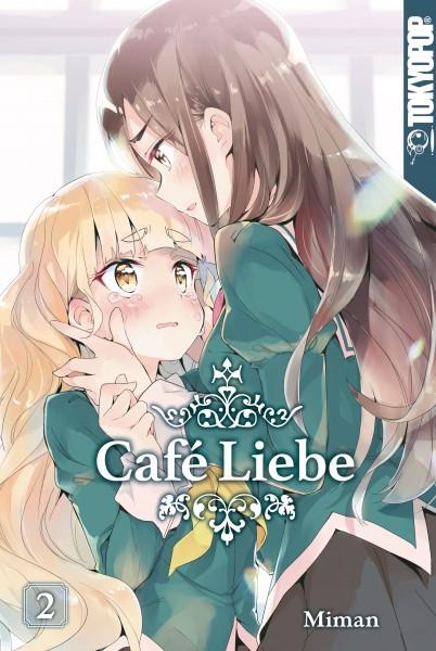Café Liebe, Band 02