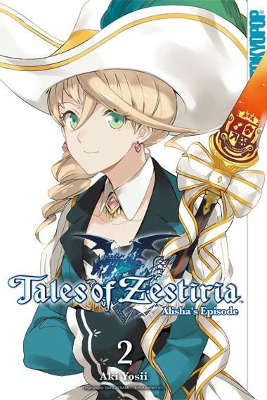 Tales of Zestiria – Alisha's Episode, Band 02 (Abschlussband)