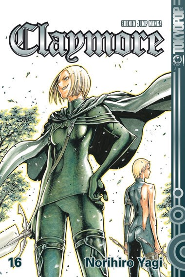 Claymore, Band 16