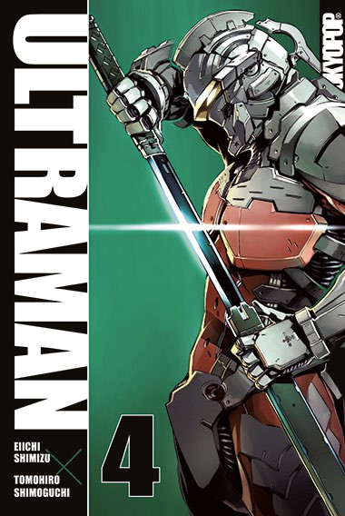 Ultraman, Band 04