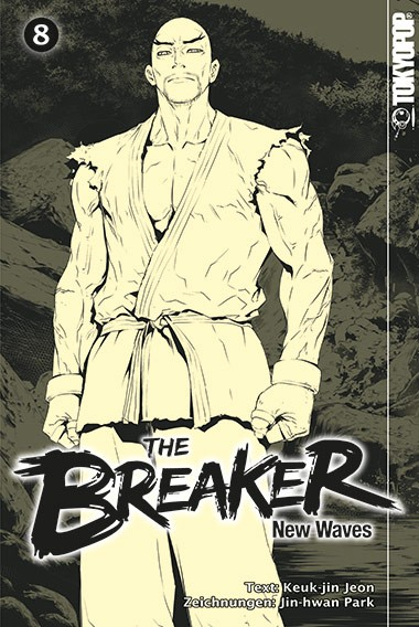 The Breaker – New Waves, Band 08