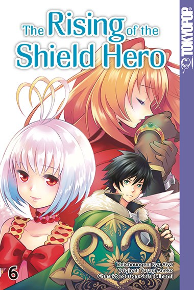 The Rising of the Shield Hero, Band 06