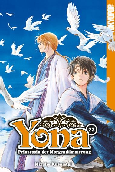 Yona - Prinzessin der Morgendämmerung, Band 22