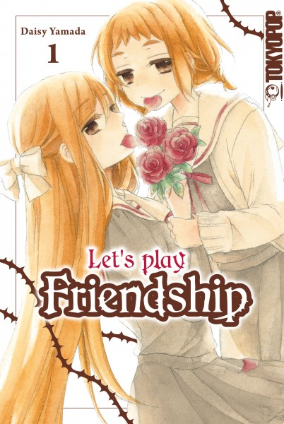 Let's play Friendship, Band 01