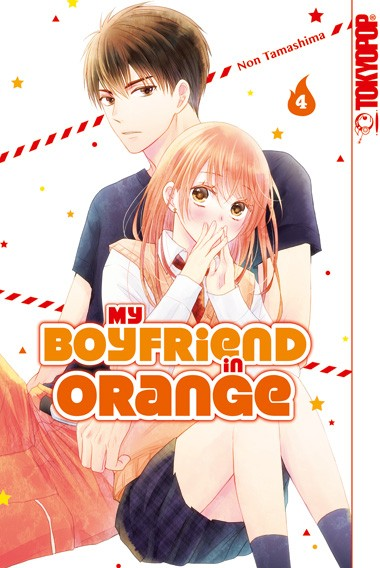 My Boyfriend in Orange, Band 04