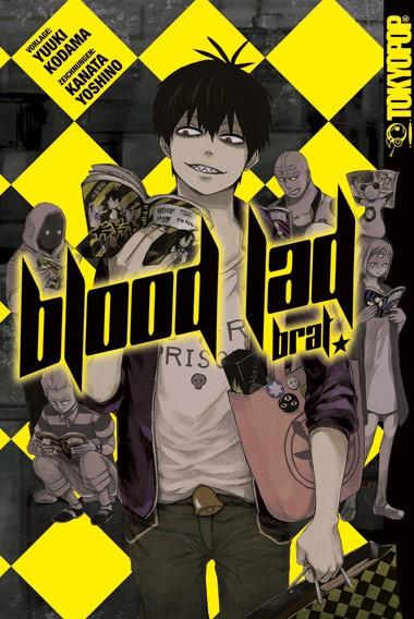 Blood Lad Brat, Band 01