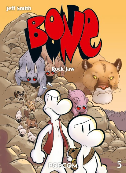 Bone, Band 05: Rock Jaw