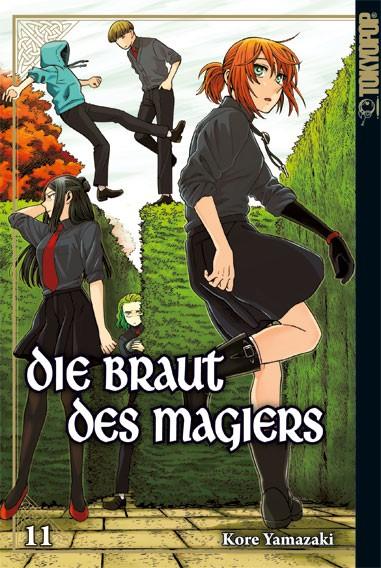 Die Braut des Magiers, Band 11