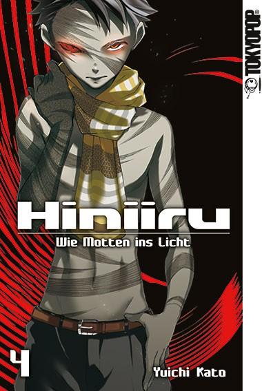 Hiniiru – Wie Motten ins Licht, Band 04