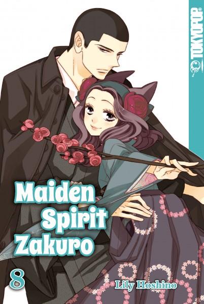 Maiden Spirit Zakuro, Band 08
