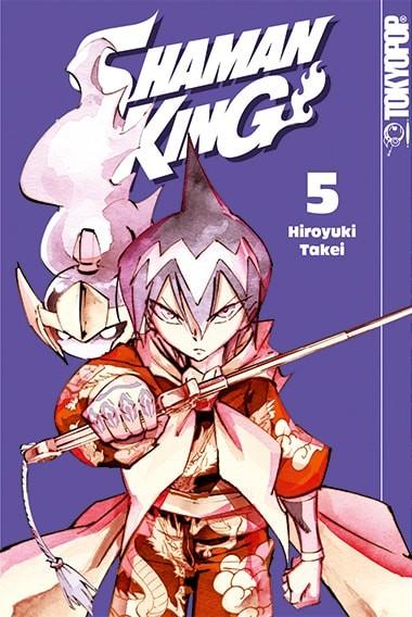 Shaman King, Band 05