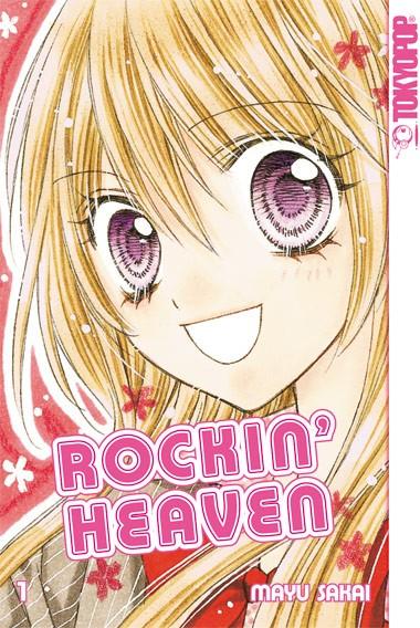 Rockin' Heaven, Sammelband 01