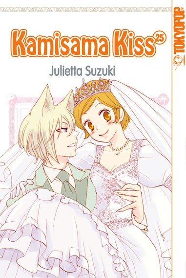 Kamisama Kiss, Band 25