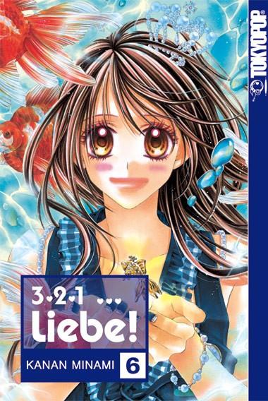 3, 2, 1 ... Liebe!, Band 06