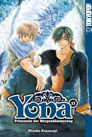 Yona – Prinzessin der Morgendämmerung, Band 11