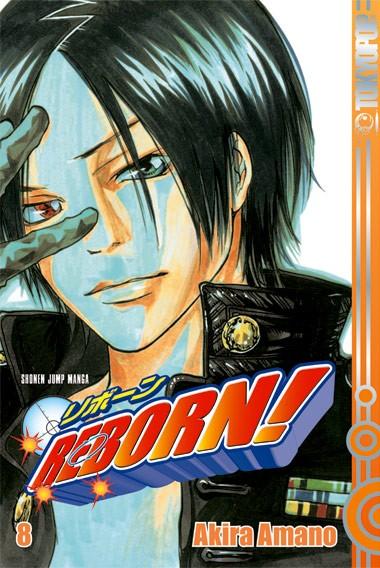 Reborn!, Band 08