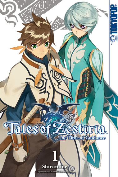 Tales of Zestiria – The Time of Guidance