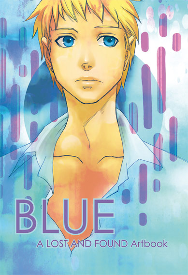 Blue – A Lost and Found Artbook