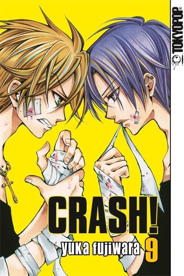 Crash!, Band 09