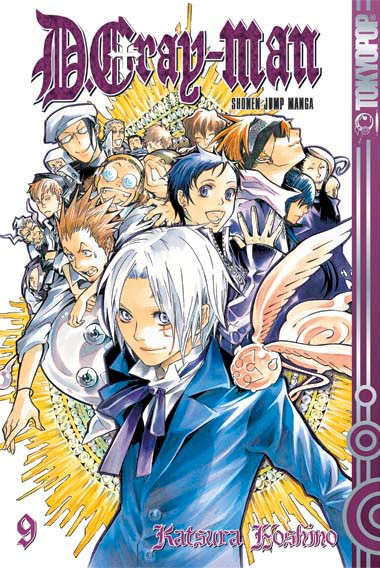 D.Gray-man, Band 09