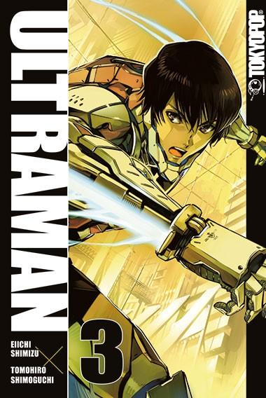 Ultraman, Band 03
