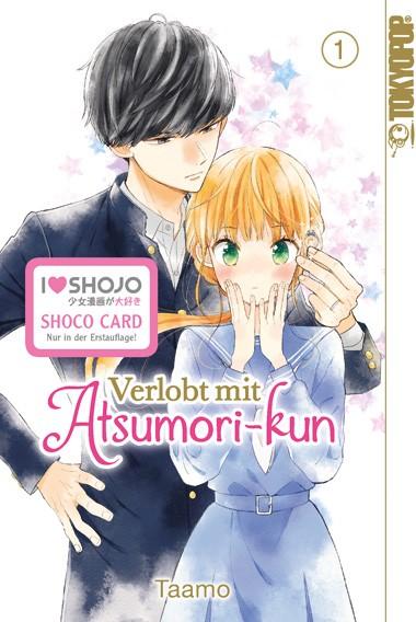 Verlobt mit Atsumori-kun, Band 01