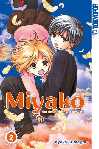 Miyako – Auf den Schwingen der Zeit, Band 02