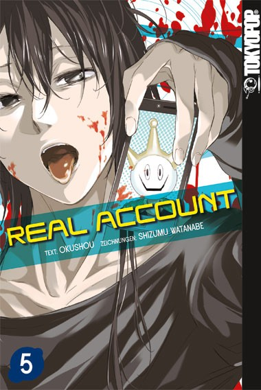 Real Account, Band 05