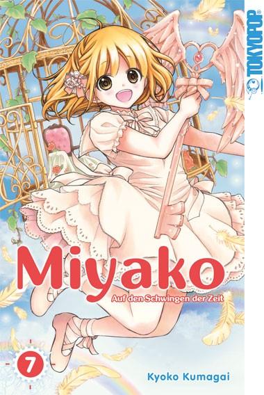Miyako – Auf den Schwingen der Zeit, Band 07
