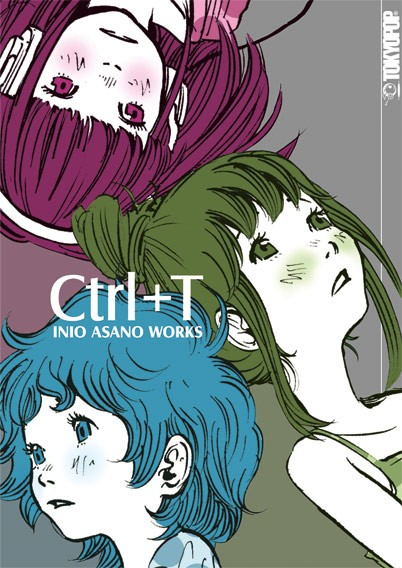 Ctrl + T Inio Asano Works (Artbook)