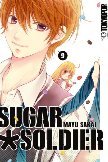 Sugar ✱ Soldier, Band 09