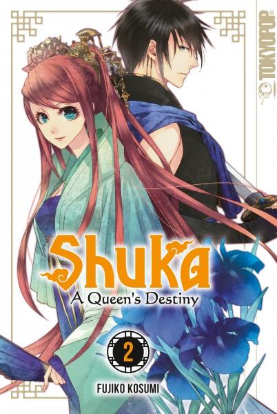 Shuka – A Queen's Destiny, Band 02