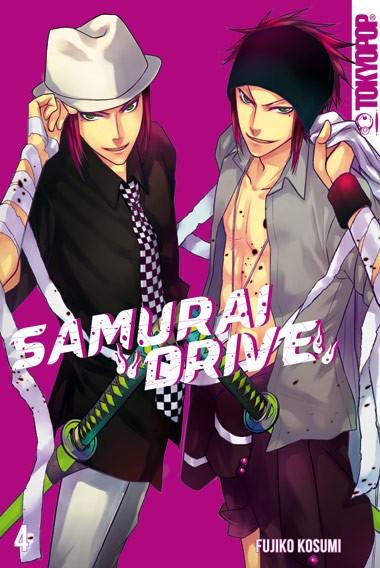 Samurai Drive, Band 04