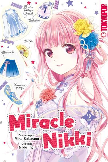 Miracle Nikki, Band 02