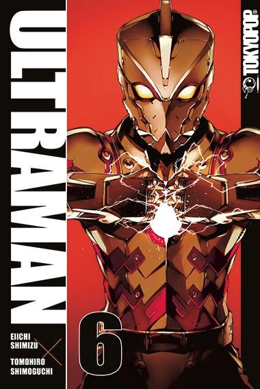 Ultraman, Band 06