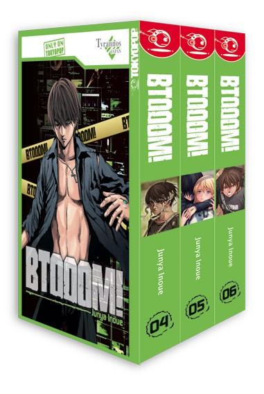 BTOOOM!, Box 02