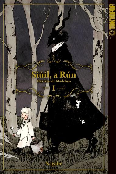 Siúil, a Rún – Das fremde Mädchen, Band 01